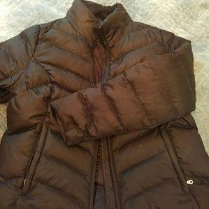 Eddie Bauer Down Jacket PXL Black